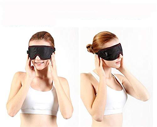 ZHJBD LEIJINGZI Worth Having - Gafas de calefacción eléctrica, Sombra del sueño,...