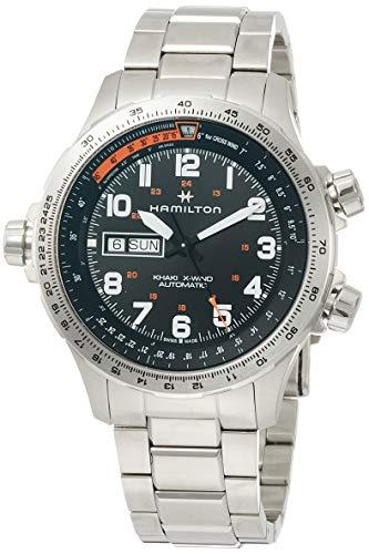 Hamilton H77755133-CU66AMK0W Reloj de Pulsera para Hombre