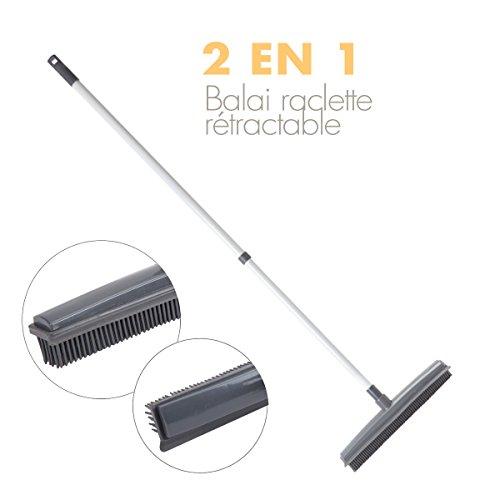 JJA 117159 Balai Caoutchouc 3 en 1