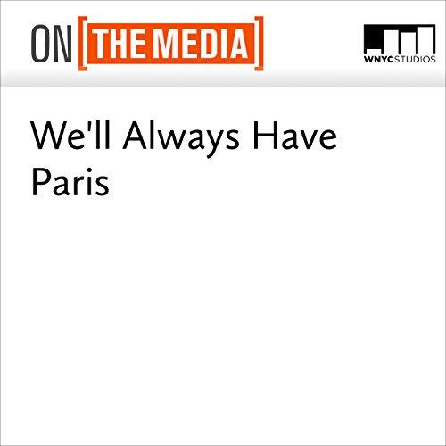 We'll Always Have Paris audiobook cover art