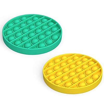 Amazon - Save 55%: 2Pcs Push pop Bubble Sensory Fidget Toys, Autism Special Needs Str…