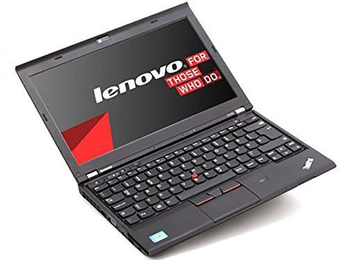 (Renewed) Lenovo Intel 3rd Gen Core i5 12.4-Inch (31.5 cms) 1366x768 Laptop (8 GB/256 GB SSD/Windows 7 Professional/Intel HD Graphics 3000/Black/2.3 Kg), X230