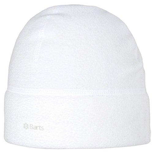 Barts Basic Beanie Cache-Oreilles, Blanc (Weiß), Fabricant: Taille Unique Mixte