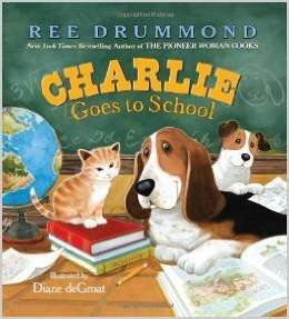 Paperback Charlie Goes to School Book