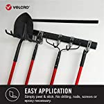 VELCRO Brand Industrial Fasteners Stick-On Adhesive | Professional Grade Heavy Duty Strength | Indoor Outdoor Use, 1 7… 14 Professional grade adhesive. Unmatched versatility. Ultimate tool for organization, mounting, hanging, storing and much more. Our tape will adhere to almost all surfaces! It is even water resistant. Use it indoor and outdoor. This Industrial Strength Sticky Back tape is designed for tough applications. Stronger adhesive, longer lasting and more durable than other brands
