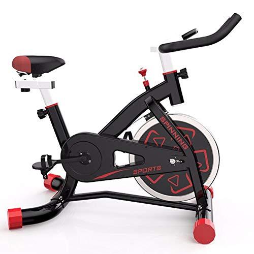 YHSGD Bicicleta de Ejercicio para el hogar Bicicleta de Ejercicio pequeña Ultra silenciosa Equipo de Ejercicio físico Bicicleta