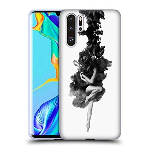 Head Case Designs Licenciado Oficialmente Robert Farkas El Nacido del Universo Espacio Carcasa de Gel de Silicona Compatible con Huawei P30 Pro