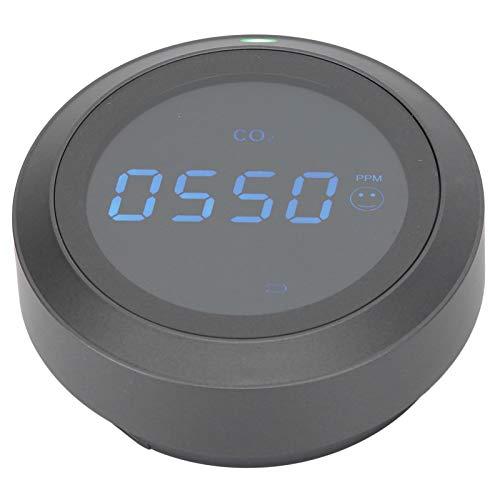CO2-Messgerät, tragbarer Kohlendioxid-Detektor, USB-Innenladung für zu Hause
