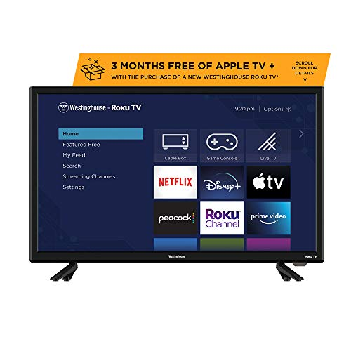 Westinghouse 24 inch Roku HD LED Smart TV