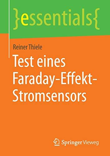 Test eines Faraday-Effekt-Stromsensors (essentials)