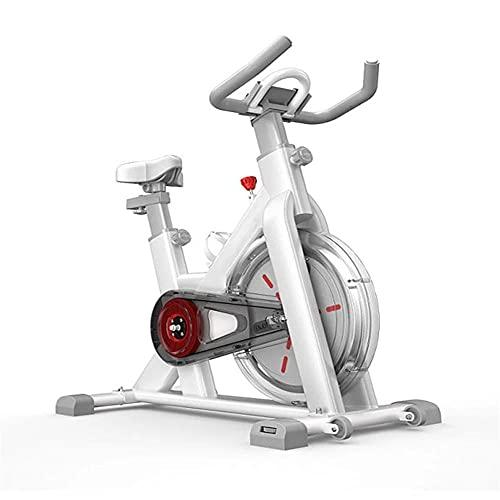 KCBYSS Bicicleta de spinning para interior y hogar, ejercicio de spinning, bicicleta de ejercicio cardiovascular, fitness, gimnasio, máquina de entrenamiento