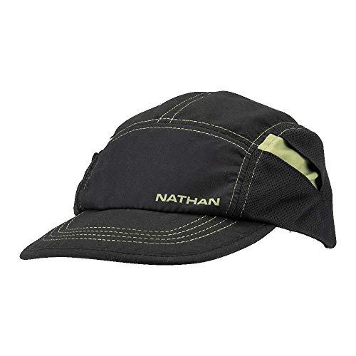 Quick Stash Run Hat Black/Mosstone