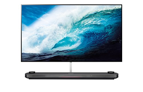 LG OLED65W7V 164 cm (65 Zoll) OLED Fernseher (Ultra HD, Doppelter Triple Tuner, Active HDR mit Dolby Vision, Dolby Atmos, Smart TV)