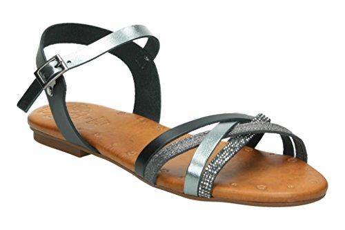 Porronet Zapato - Mujer Color Negro Talla 39