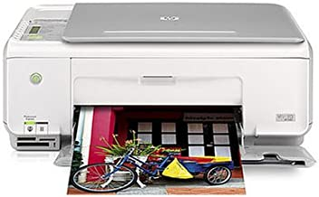 HP Photosmart C3180 All-in-One Printer, Scanner, and Copier