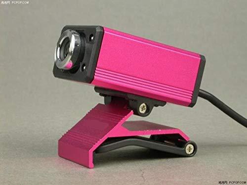 tploo Cámara de computadora HD enseñanza remota con micrófono-Flying Eagle Webcam Gaming Webcam USB