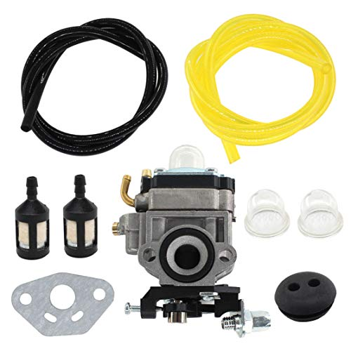 USPEEDA Carburetor for Troy Bilt 753-06442 Craftsman TB2BP TB2BV EC TB25BP Snapper BB44 27cc Backpack Blower