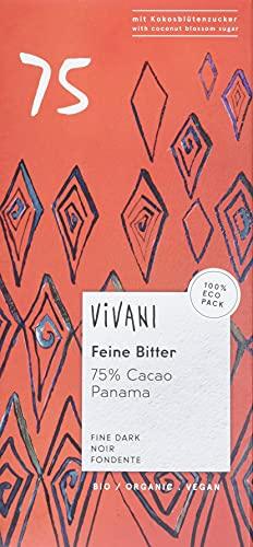 アスプルンド ビバーニ オーガニック ココナッツダークチョコレート75% 80g [2713]