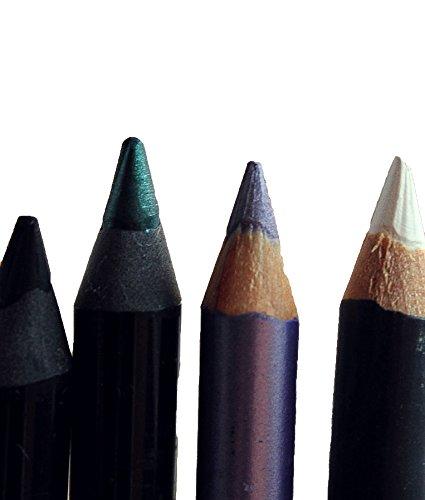 EULENSPIEGEL Dermatographen, Schminkstifte Kayalstift in verschiedenen Farbe blau