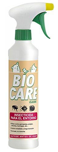 Insecticida en spray de múltiple acción de Biocare