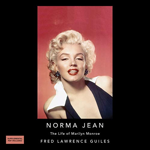 Norma Jean: The Life of Marilyn Monroe cover art
