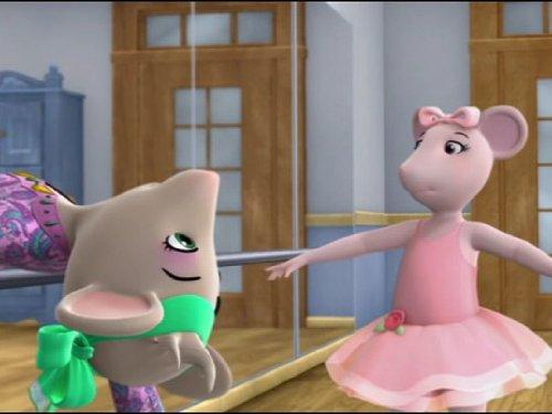 Angelinas neue Tanzlehrerin