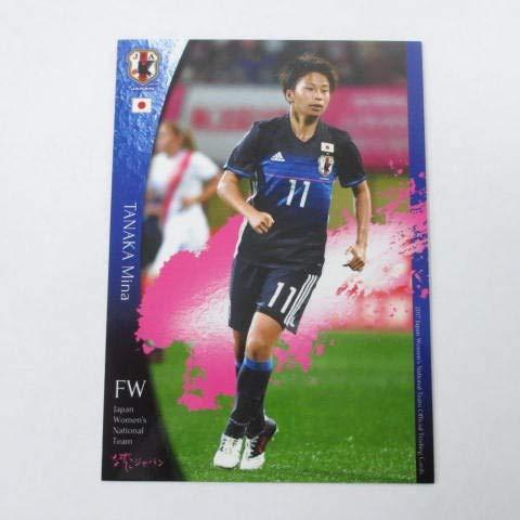 なでしこジャパンカード2017■レギュラーカード■026/田中美南