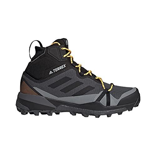 adidas Terrex Skychaser LT Mid GTX, Zapatillas de Hiking Hombre, GRISEI/NEGBÁS/Dorsol, 43 1/3 EU
