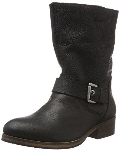 Gaastra Damen GIOIA HIGH TMB FUR Kurzschaft Stiefel, Schwarz (0999 Black), 41