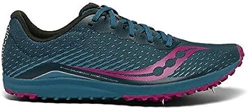 Saucony Women's Kilkenny XC 8 Cross Country Running Shoe, Marine, 8