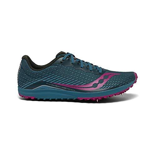Saucony womens Kilkenny Xc 8 Cross Country Running Shoe Marine 75 US