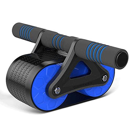 AITAOZI Walze für Bauchübung, Kernübungsgeräte mit automatischer Rebound-Assistance und Widerstandsfeder mit ergonomischem Griff