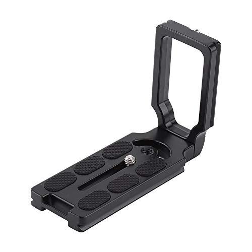 Placa de liberación rápida, Soporte en Forma de L Placa de liberación rápida Vertical Universal para cámara DSLR