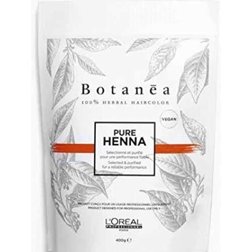 Pure Henna Shade Rosso Ramato 400 gr Botanea...