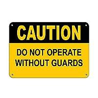 このエリアではセキュリティパスが必要です 金属板ブリキ看板警告サイン注意サイン表示パネル情報サイン金属安全サイン