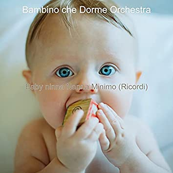Baby ninna Nanna Minimo (Ricordi)