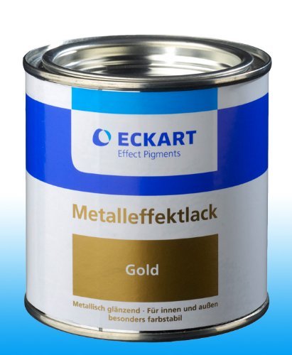 Eckart Metalleffektlack Gold 2,5 l