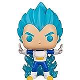 Pop Draon Ball Super Powering Up Vegeta # 713 PVC Figura Juguetes de Modelos coleccionables...