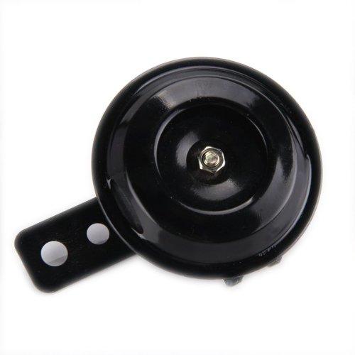 CARCHET® BOCINA CLAXON 70mm Custom 12V 100db para Moto Scooter [Electrónica]