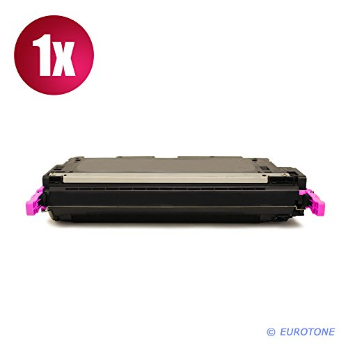 EOS-Toner XXL Magenta remanufactured für HP Color Laserjet 4700 N/DN/DTN/Plus – Alternative ersetzt HP Q5953A