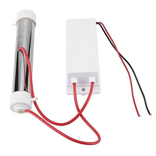 KSTE Generador de ozono 1 PC de 3g ozonizador, generador de ozono Tubo for el hogar del purificador del Aire del esterilizador del Limpiador (110 y 220 V)