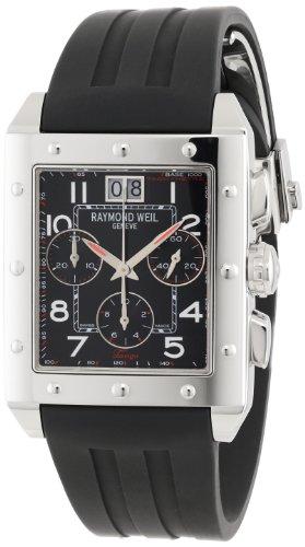 Raymond Weil Men's 48811-SR-05200 Sporty Chronograph Watch