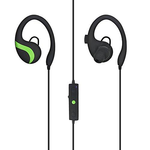 BoBoLily, Auriculares, auriculares de tiempo de juego, S7 inalámbricos Bluetooth auriculares estéreo deportivos (verde)-130249.02