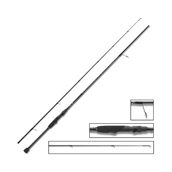 Iron Claw Belly Boot Rute für Barsch – High-V 183 cm
