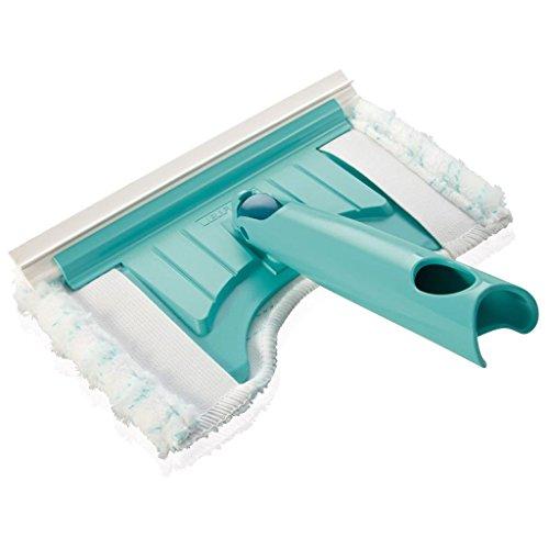 Leifheit Limpiador de Azulejos Bañeras Verde Mopa Limpieza Baño Baldosa Loseta