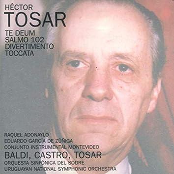 Te Deum / Salmo / Toccata