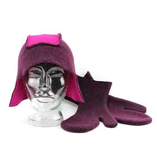 Schnittquelle Schnittmuster: Kappe Kevelaer (Kopfumfang 58 cm) - Einzelgrößenschnittmuster von 53 cm - 58 cm