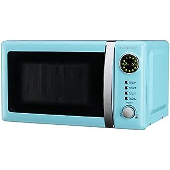 Jocel JMO001306 Microondas Azul, 700 W, 20 litros, Aluminio: Amazon.es: Hogar