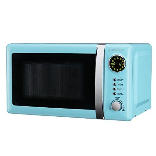 Jocel JMO001306 Microondas Azul, 700 W, 20 litros, Aluminio