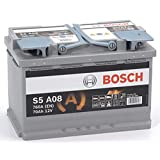ドイツ製 BOSCH ボッシュ BLACK AGM BLA-70-L3 欧州車用 高性能 AGM バッテリー 70A 0092S5A080 アイドリングストップ車